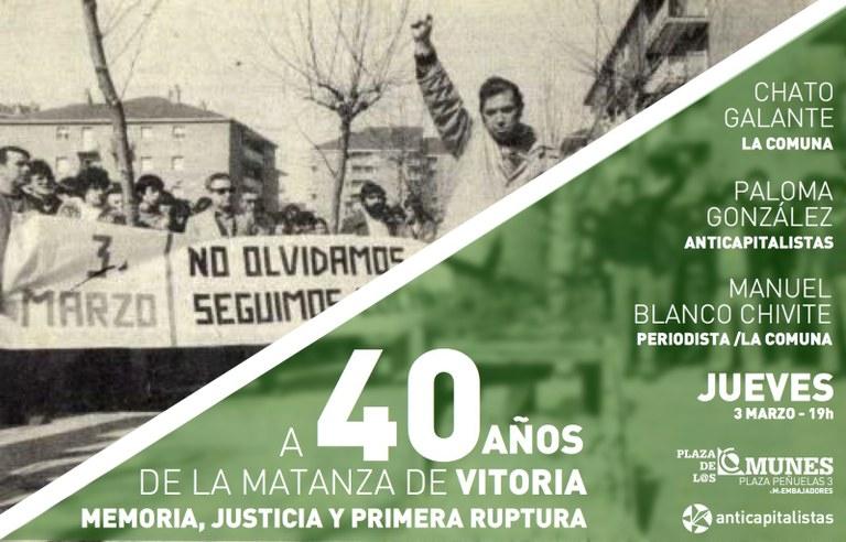 3 Marzo Madrid