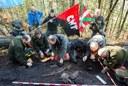 Exhumando combatientes
