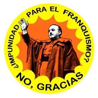La desfachatez de los franquistas...