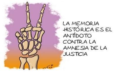 """La falta de """"trascendencia constitucional"""" de las víctimas del franquismo"""