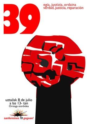 Martín Villa, la Transición y Sanfermines de 1978
