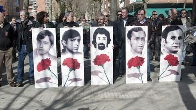 Memoria Gasteiz: Dignificando las víctimas del franquismo