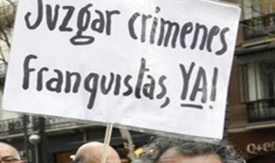 Muros para investigar crímenes franquistas