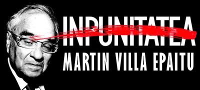 Martin Villa epaitu!